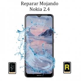 Reparar Mojado Nokia 2,4