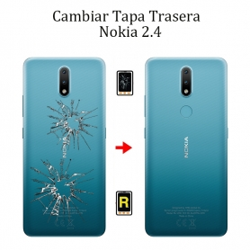Cambiar Tapa Trasera Nokia 5,4