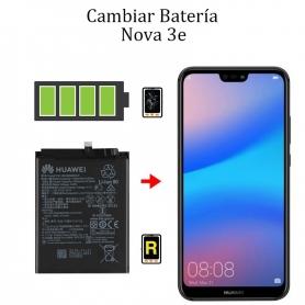 Cambiar Batería Huawei Nova 3E