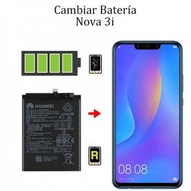 Cambiar Batería Huawei Nova 3i