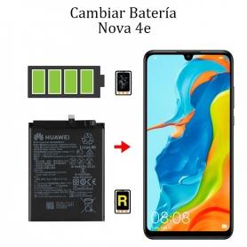 Cambiar Batería Huawei Nova 4E