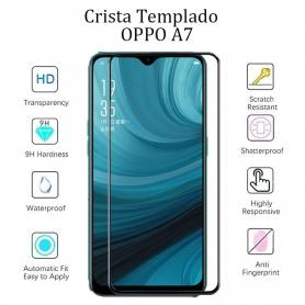 Cristal Templado OPPO A7