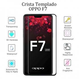 Cristal Templado OPPO F7