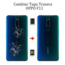 Cambiar Tapa Trasera OPPO F11