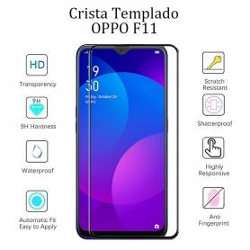 Cristal Templado OPPO F11