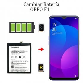 Cambiar Batería OPPO F11
