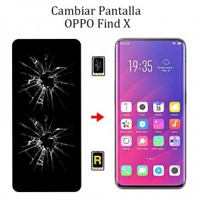 Cambiar Pantalla OPPO Find X