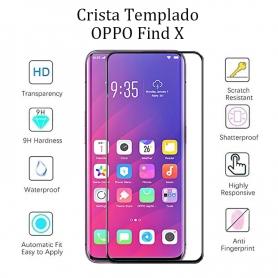 Cristal Templado OPPO Find X