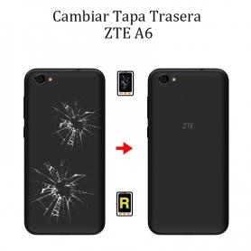 Cambiar Tapa Trasera ZTE A6
