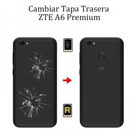 Cambiar Tapa Trasera ZTE A6...