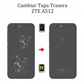 Cambiar Tapa Trasera ZTE A512