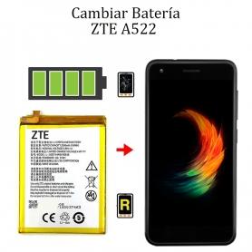 Cambiar Batería ZTE A522