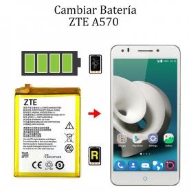 Cambiar Batería ZTE A570