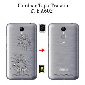 Cambiar Tapa Trasera ZTE A602
