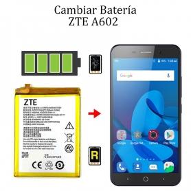 Cambiar Batería ZTE A602