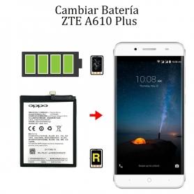 Cambiar Batería ZTE A610 Plus