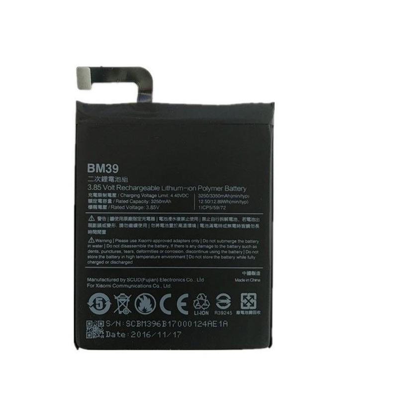 Cambiar Batería Xiaomi Mi 6