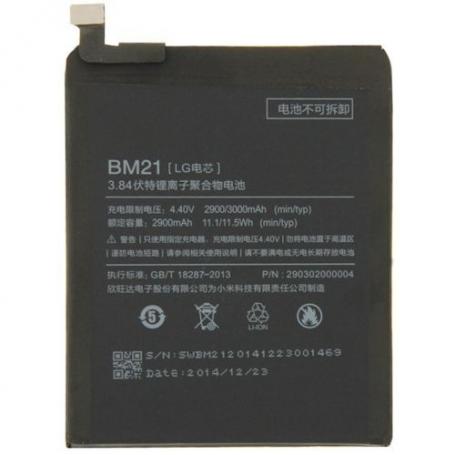 Cambiar Bateria Xiaomi Mi Note