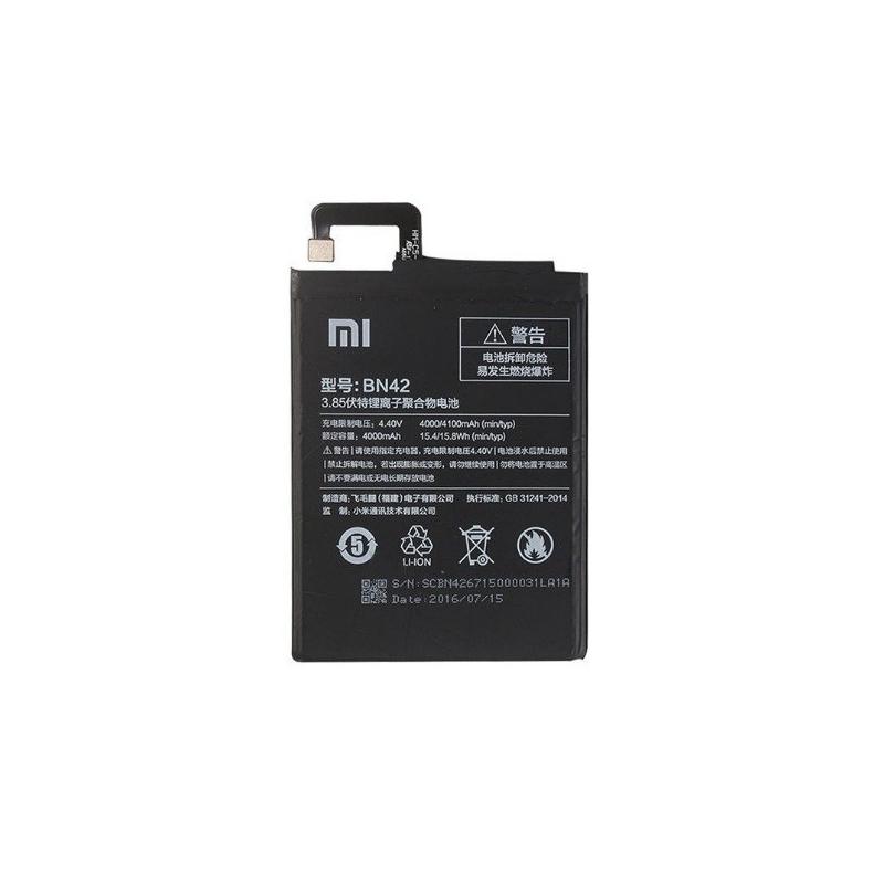 Cambiar Bateria Xiaomi Redmi 4
