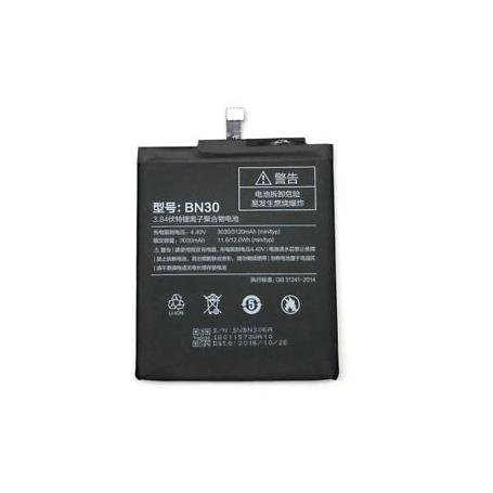 Cambiar Bateria Xiaomi Redmi 4A