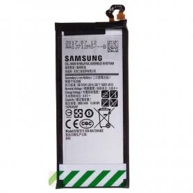 Cambiar Bateria Samsung A7 2017