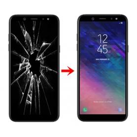 Cambiar Pantalla Samsung A6 2018