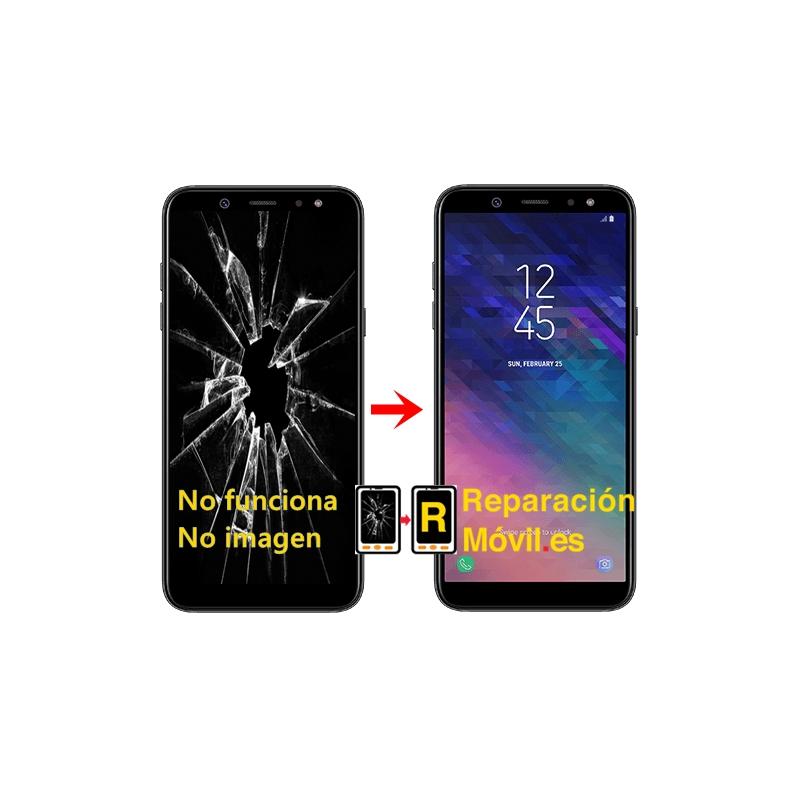 Cambiar Pantalla Samsung A6 plus 2018