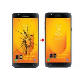 Cambiar Cristal Samsung J7 (2018) J720F