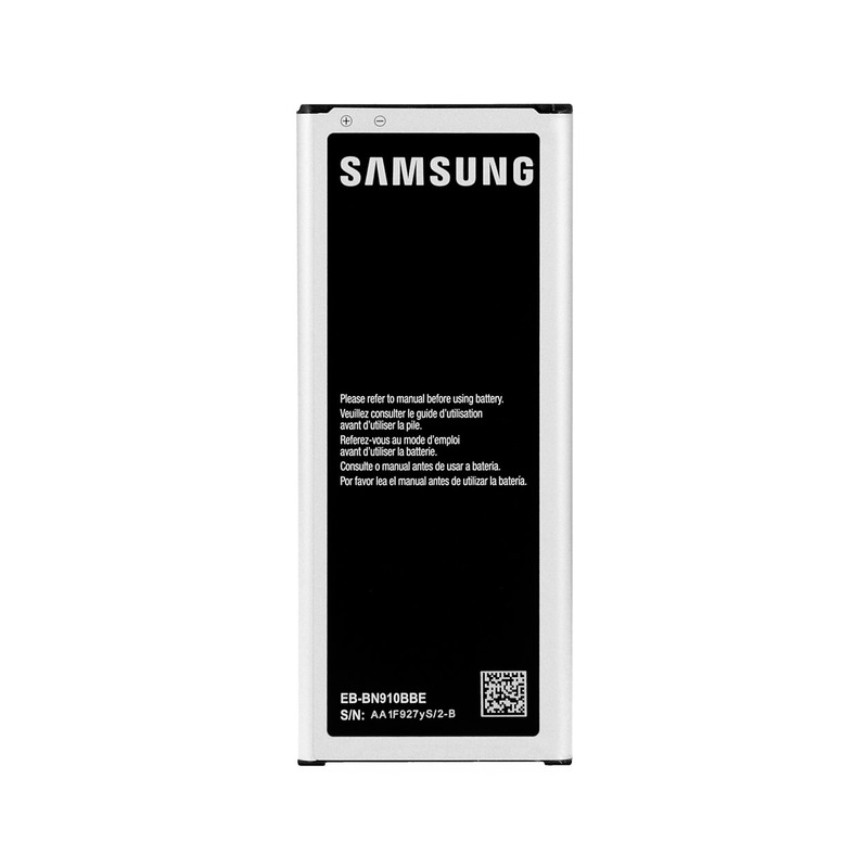 Cambiar Batería Samsung Note 4