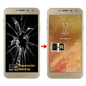 Cambiar pantalla Samsung J4 2018