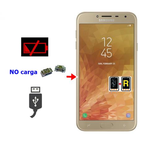 Cambiar Conector de Carga Samsung J4 2018 (J400F)