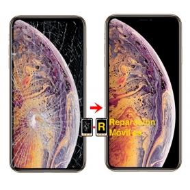 Cambiar iphone XS MAX Cristal De Pantalla