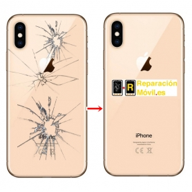 Cambiar Tapa Trasera Con Chasis IPhone XS compatible