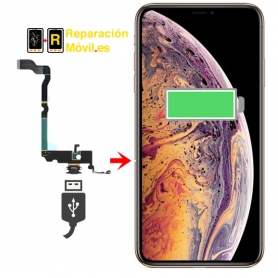 Cambiar Conector De Carga iPhone XS