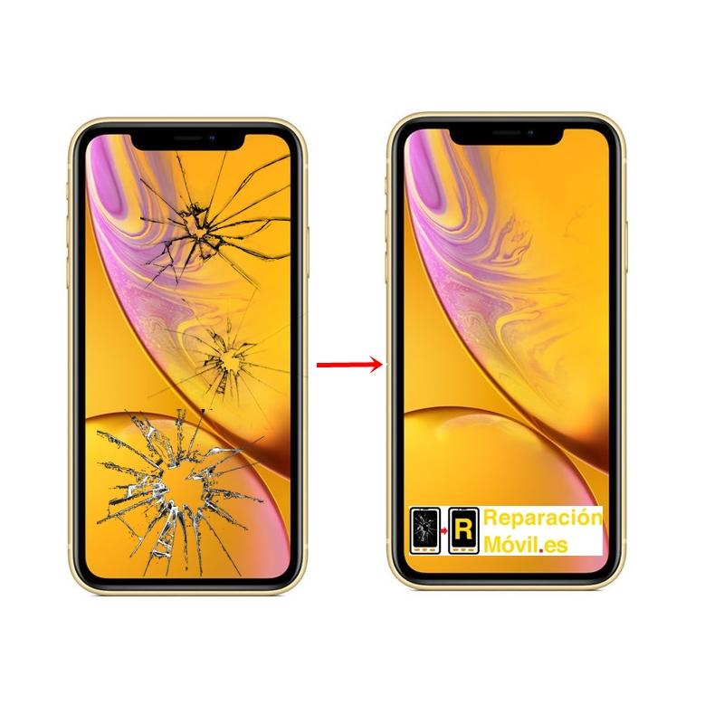 Cambiar Cristal De Pantalla iPhone XR