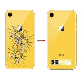 Cambiar Cristal Trasera iPhone XR