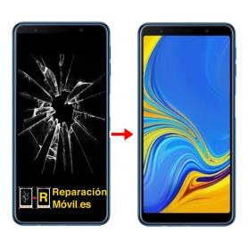 Cambiar Samsung Pantalla A7 2018 (A750FN)