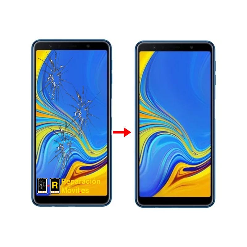 Cambiar Cristal De Pantalla Samsung A7 2018 (A750FN)