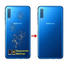 Cambiar Tapa Samsung A7 2018 (A750FN)
