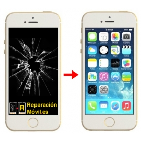 Cambiar Pantalla iPhone 5S