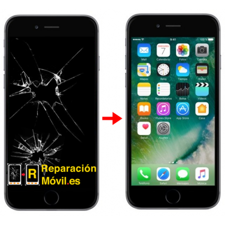 Cambiar Pantalla iPhone 6 Compatible