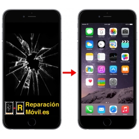 Cambiar Pantalla iPhone 6 Plus