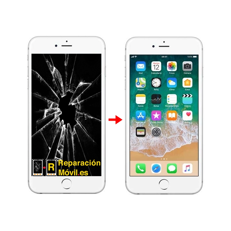 Cambiar Pantalla iPhone 6S Plus Original