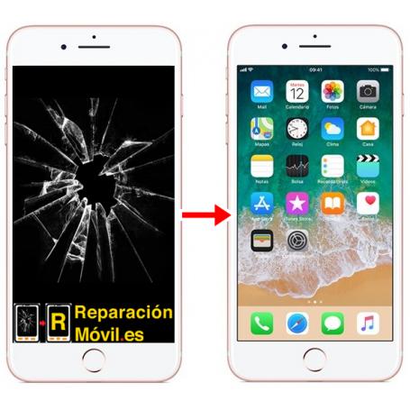Cambiar Pantalla iPhone 7 Plus Original