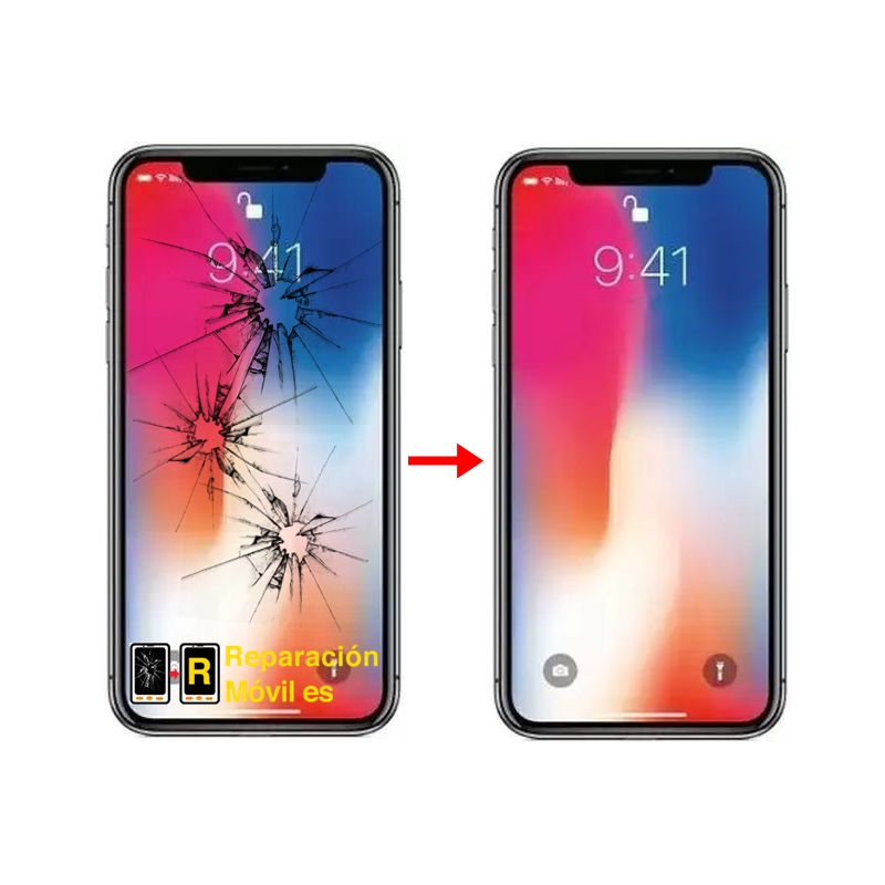 Cambiar Pantalla iPhone Xs