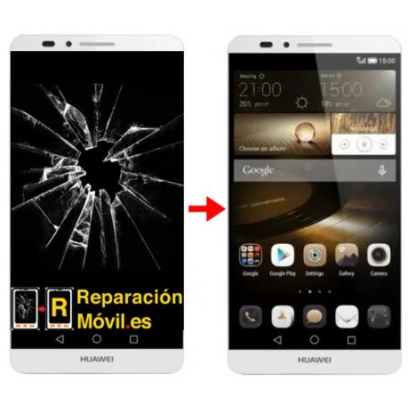 Cambiar Pantalla Huawei Mate 7