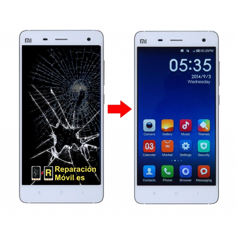 Cambiar Pantalla Xiaomi Mi 4