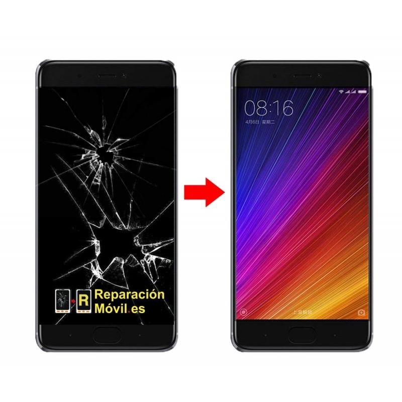 Cambiar Pantalla Xiaomi Mi 5S con huella