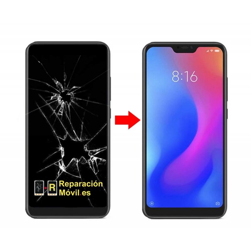 35f60cf960f Reparación Móvil ® ▷ Cambiar Pantalla Xiaomi A2 Lite | Arreglar ...