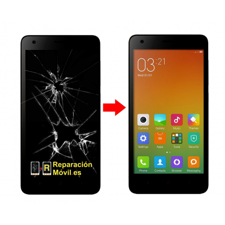 Cambiar Pantalla Xiaomi Redmi 3 Pro